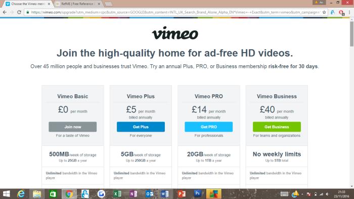 vimeo-plans