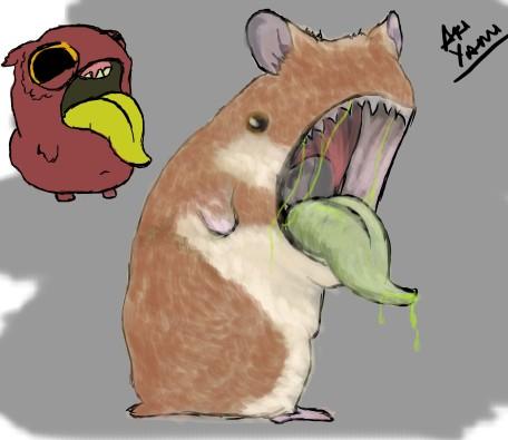 HamsterDemonBean