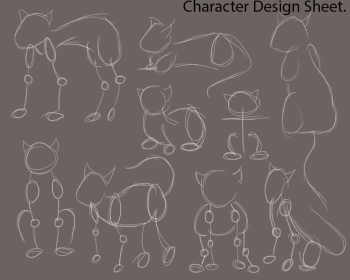 CharacterDesignSheet